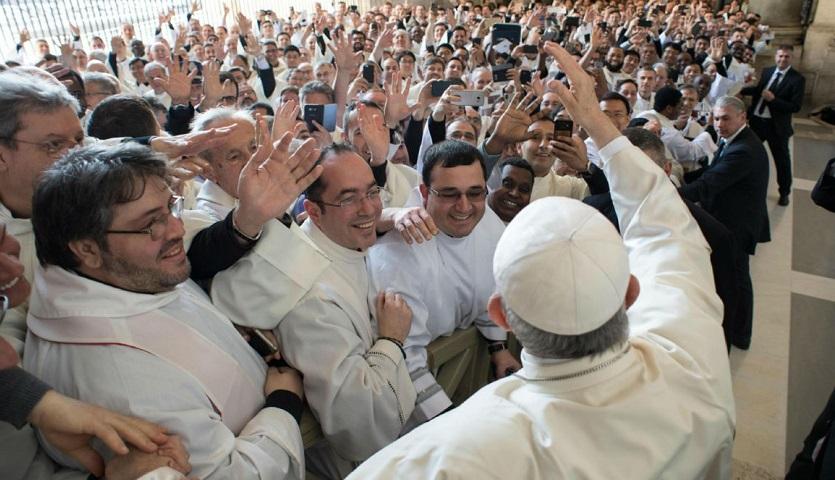 List papieża Franciszka do kapłanów
