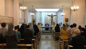 Msza święta za zmarłych pracowników SKEP