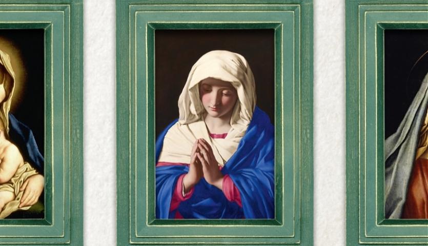 O Maryi nigdy dość