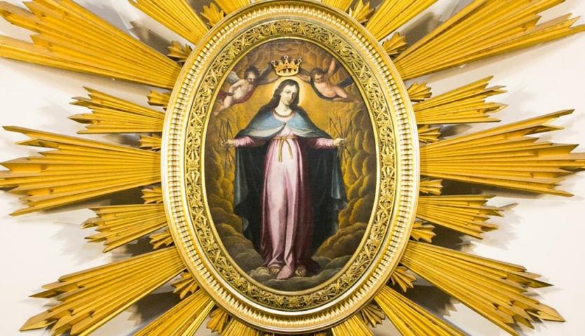U Matki Bożej Łaskawej
