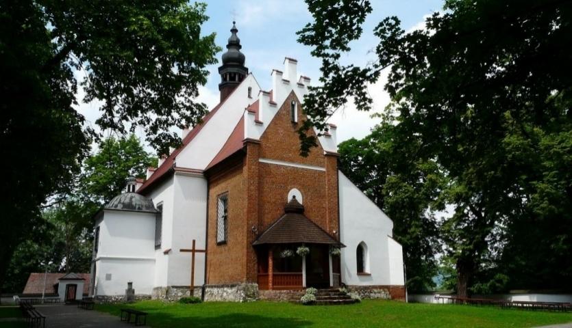 You are currently viewing Maryja z Góry Karmel… i Rudawy