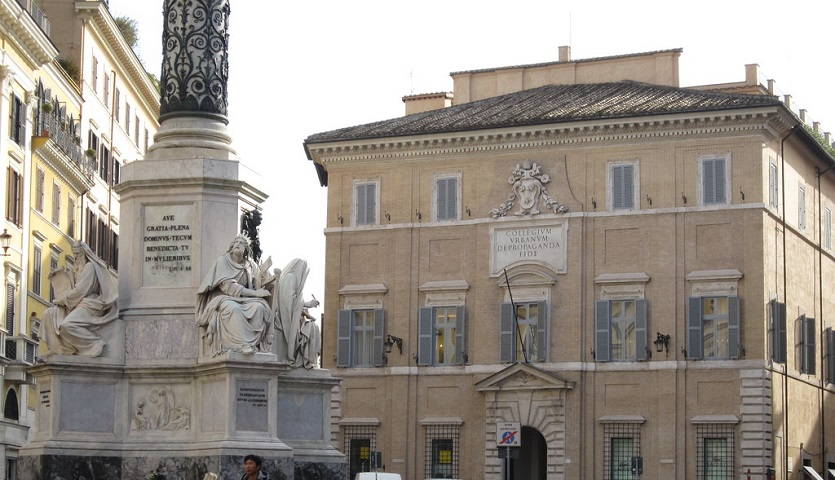 Przedostatni tydzień nauki w Rzymie