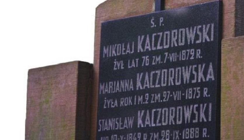 Pradziadek Karola Wojtyły na Warszawskich Powązkach