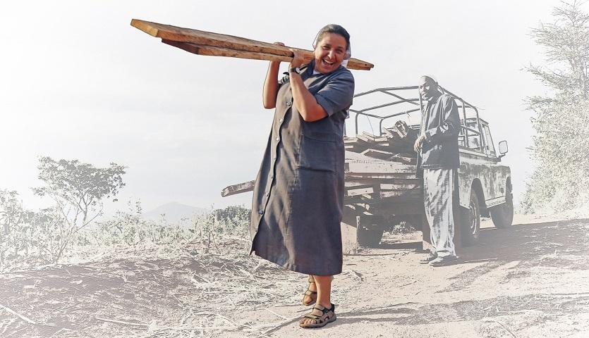 Uczynek miłosierdzia: misjonarz na post