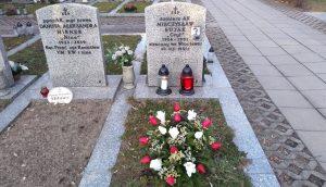Dzień Żołnierzy Wyklętych na Powązkach