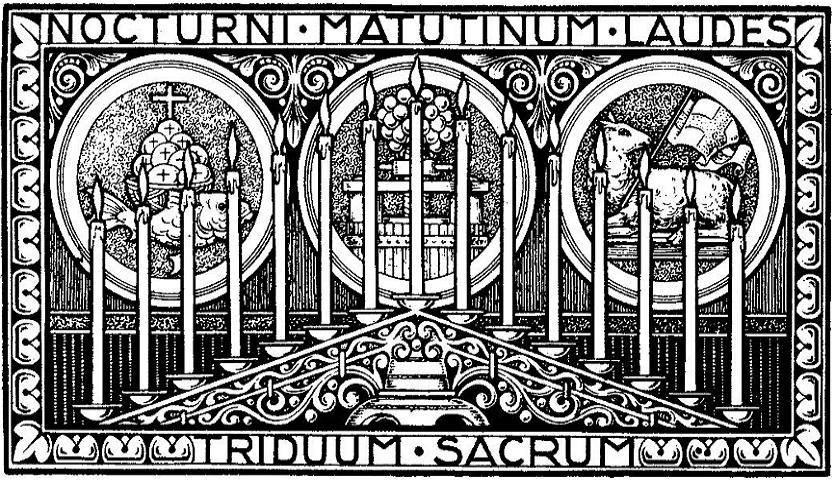 Drugi dekret Kongregacji o Triduum Paschalnym