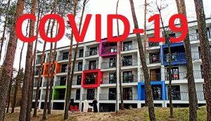 Zakonnicy walczą dalej z COVID-19…