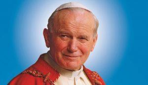 Św. Jan Paweł II na Oktawę Wielkanocną