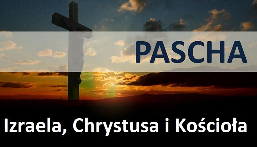 Pascha Izraela, Chrystusa i Kościoła