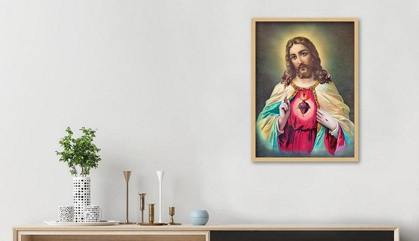 Serce Jezus: obietnica dziewiąta