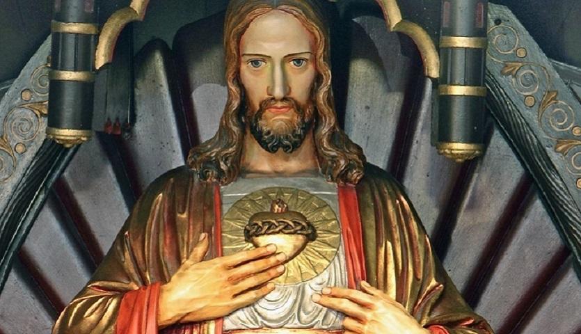 You are currently viewing Serce Jezusa: obietnica czwarta