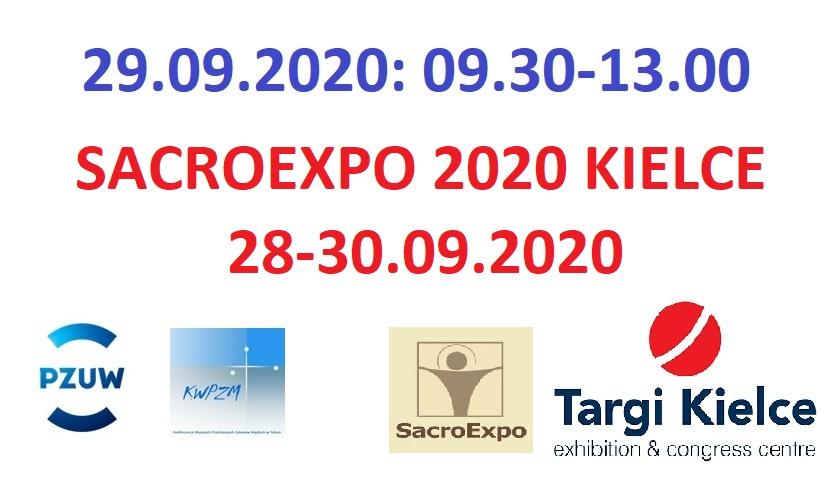 Sesja dla administratorów obiektów na Sacroexpo