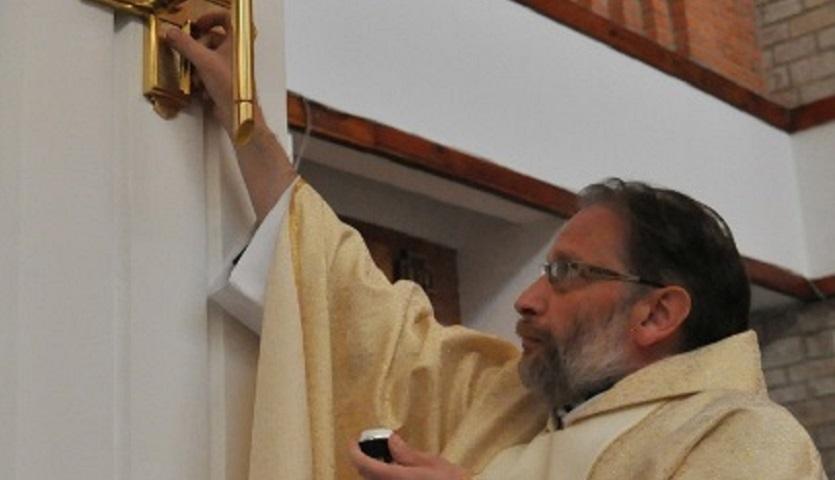 Dedykacja kościoła w Opocznie