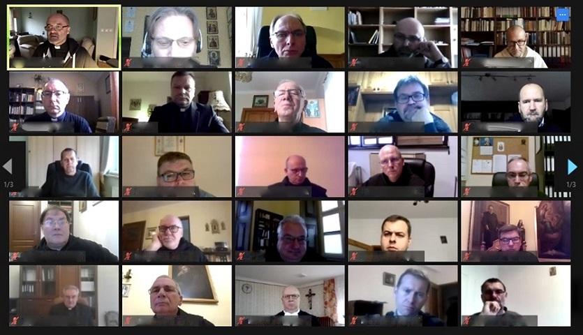 Pierwsze zdalne Zebranie Plenarne KWPZM
