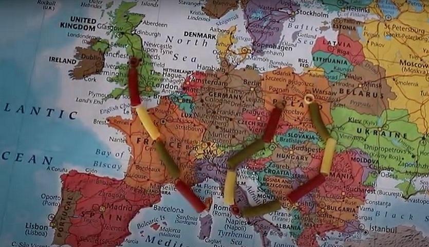 Z ziemi włoskiej do polskiej…