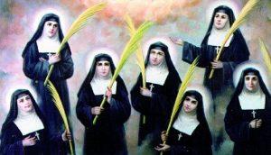 Wspomnienie 7 Męczennic u Wizytek