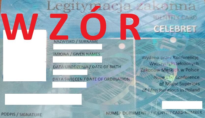 You are currently viewing Druk legitymacji zakonnych