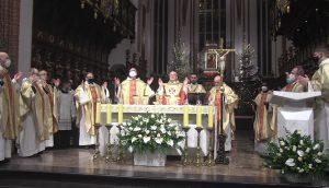 Read more about the article Dzień Życia Konsekrowanego w katedrze