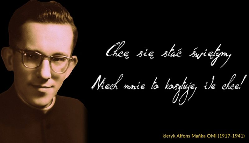 Tekst na stronie www.manka.oblaci.pl