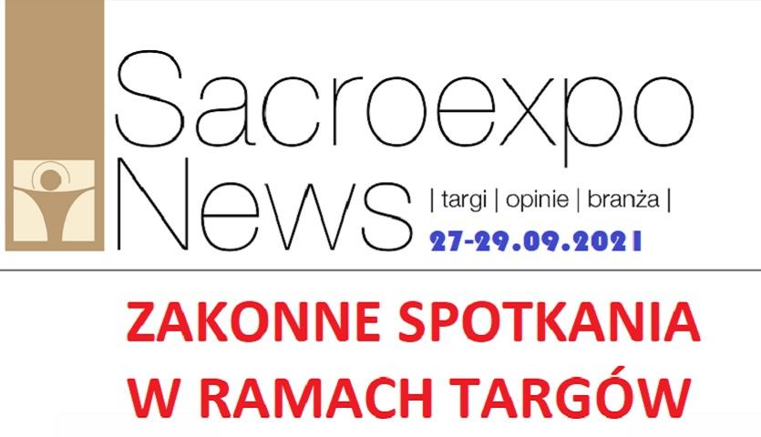 You are currently viewing Zakonne przygotowania Sacroexpo czas zacząć