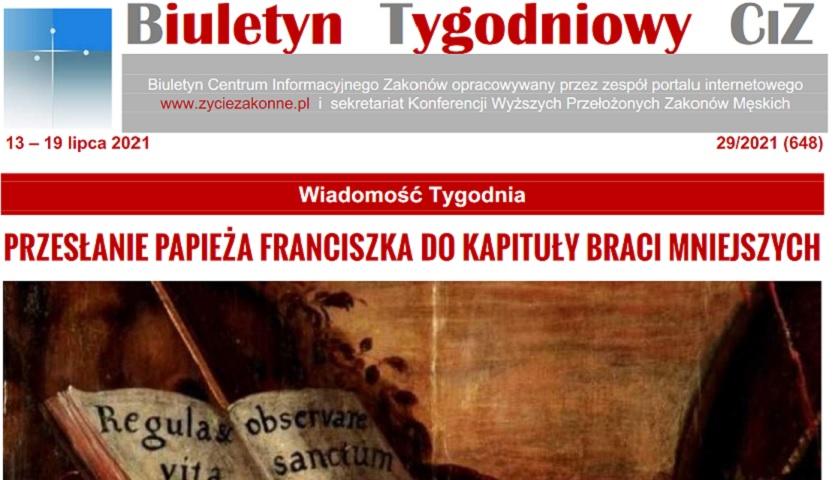 You are currently viewing Biuletyn Tygodniowy CIZ 2020 w bibliotekach